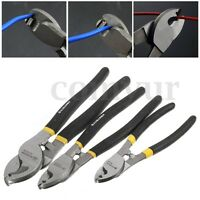 Heavy Duty High Carbon Steel Cable Copper Wire Rope Cutter Stripper Plier