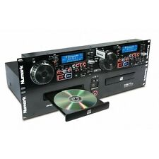 Numark CDN77USB Professional Dual USB and MP3 DJ CD Player CDN 77 USB