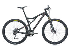 2010 Santa Cruz Tallboy Mountain Bike 19.5in Large Carbon Shimano Fox