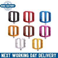 Burgtec Penthouse Flat MK4 Pedals – Steel Axle - SALE !!!