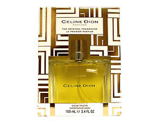 Celine Dion Original 3.4oz / 100ml EDT Eau De Toilette Spray New in Retail Box