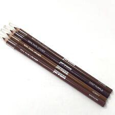 Jordana Kohl Kajal Pencil Lip Liner Set of 4 Honey Coffee Maroon Deep Purple NEW