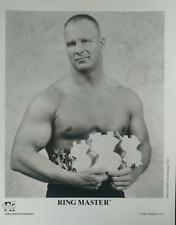 Stone Cold Steve Austin Ringmaster Original WWF Promo Picture - VERY RARE