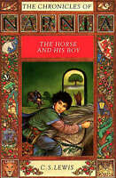 The Horse and His Boy (The Chronicles of Narnia, Book 3), Lewis, C. S., Very Goo
