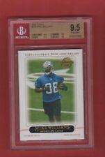 2005 Topps Detroit Lions Mike Williams RC #439- Beckett 9.5 Gem Mint