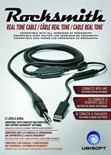 Ubisoft Rocksmith 2014 Real Tone Cable Trilingual