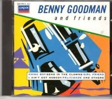 (BK19) Benny Goodman & Friends - 1984 CD