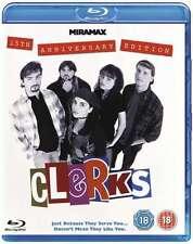 CLERKS*****BLU-RAY*****REGION B*****NEW & SEALED