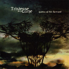 TRISTESSE DE LA LUNE Queen Of The Damned - MCD (Blutengel, Combichrist)