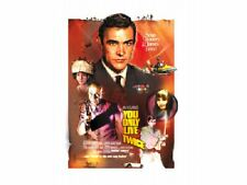 JAMES BOND YOU ONLY LIVE TWICE LTD ED OFFICIAL LITHOGRA