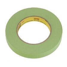 "3M 26334 Scotch Green 233+ Performance Auto Masking Tape - 3/4"" 1 Roll"