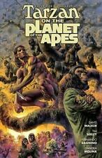 Tarzan on the Planet of the Apes by Tim Seeley and David Walker (2017,...