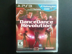 Dance Dance Revolution PS3 Complete, Tested, Sanitized, Free Ship CAN
