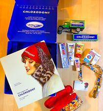 CHLORODONT einmalige Geschenkbox z. 100. Geburtstag 2007 Leo-LKW mit Antrieb NEU
