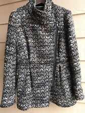 BANANA REPUBLIC ITALIAN FABRIC NICE COAT SIZE M