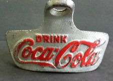 Coca Cola Vintage Starr X Wall Mount Bottle Opener Made in W. Germany