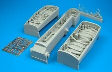 Aires 1/32 F/A18C Wheel Bay For ACY AHM2038