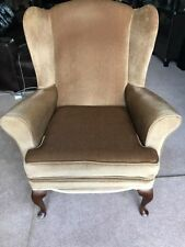Unbranded Solid Patterned Upholstery Armchairs