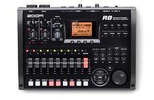 Zoom R8/UK MultiTrack Recorder