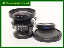 Nikon Nikkor-SW 65 mm F4 grand format Objectif grand angle. Stock Nº U8107