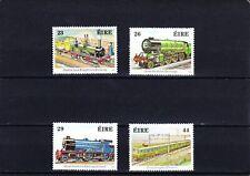 Irish Railways 150th Anniversary 1984 Set of 4 MNH Ireland Stamps 577-580