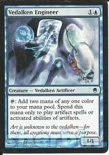 Magic the Gathering TCG DARK STEEL Vedalken Engineer Artificer Blue 35  / 165