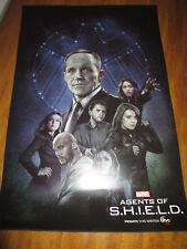 New Marvel Agents of Shield Season 5 Ny Comic Con 2017 Poster Nycc Tv show Abc