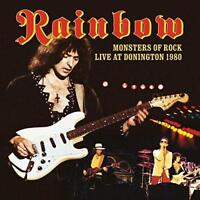 Rainbow - Monsters Of Rock Live At Donington 1980 (NEW DVD+CD)