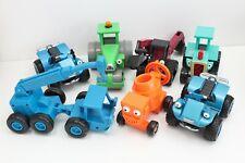 Bob The Builder Roley Scrambler Benny Dizzy Lofty The Digger Vehicle Toys Bundle