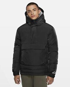 Nike Sportswear NSW Repel Anorak Insulated Jacket Coat CU4420-010 Mens Large L