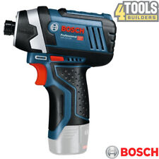 Bosch GDR 12V-105 Professional Cordless Impact Driver Body Only-06019A6901