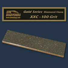 KME Sharpening System- Gold Series XX-Coarse Diamond Hone-100 grit