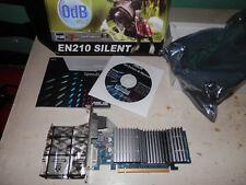 ASUS GeForce 210 (512 MB) (EN210SILENTDI512MD2LP) Graphics Card