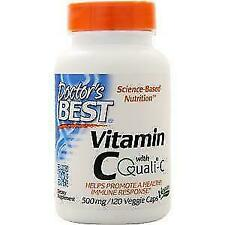 Doctor's Best Vitamin C 500mg 120 Count