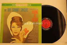 """Ray Conniff - Singers Young at Heart, LP 12"""" (G)"""