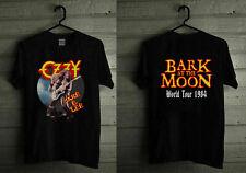 Vintage 80s Ozzy Osbourne reprint Tour T Shirt Jake E Lee Bark SIZE S-3XL Rprint