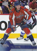 16-17 Upper Deck T.J. Oshie Clearcut Capitals Clear Cut 2016