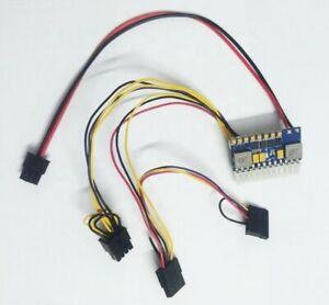 Mining PICO Power Supply Module for Server PSU Breakout 160W 250W 12V 24pin UK
