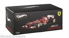 Hot Wheels 1 43 Ferrari F138 2013 Fernando Alonso