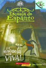 LA ESCUELA ESTA VIVA! / THE SCHOOL IS ALIVE! - CHABERT, JACK/ RICKS, SAM (ILT) -