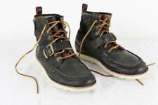 POLO Ralph Lauren Saddleworth III Boot Noir US 10.5D/UK 10/EU 44 030 G