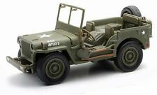 NEW RAY 1:32  DIE CAST JEEP WILLYS US ARMY CRUISER COLLECTION ART. 54133
