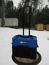 """New Kobalt Wheeled Rolling Tool Bag with Handle, 12"""" wide x 17"""" long x 15"""" High"""