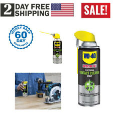 WD-40 Specialist Electrical Contact Cleaner Spray Electronic Equipment 11 oz.