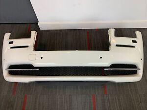Rolls Royce Wraith Ghost OEM Front Bumper  51117301347 White
