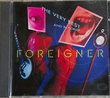 Foreigner - The very best of and beyond