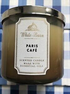Bath And Body Works Paris Cafe 3 Wick Candle