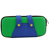 Carrying Case Compatible with Nintendo Switch - Protective bag Luigi Mario