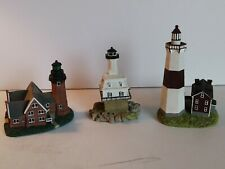 "Scaasis Original Lighthouses 3 Lighthouses 5"" to 7"" High"
