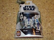 Star Wars The Clone Wars 1st Day of Issue  R2-D2 with hidden gadgets MOSC